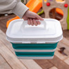 Collapse-A Storage Box with Lid