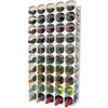 CellarStak 50 Bottle System Pack - White