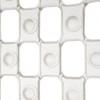 Clear Transparent Bath Mat