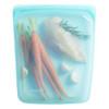 Stasher Silicone Large Fridge/Freezer Bag - Aqua