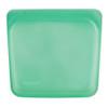 Stasher Silicone Sandwich Bag - Jade