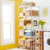 easy-build Shelf on Wheels