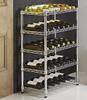 easy-build Wine Rack