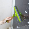 Full Circle Wipe Out Pivoting Squeegee - Green
