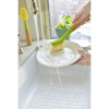 Full Circle Suds Up Soap Dispensing Dish Brush - Green