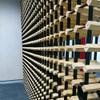 Wine Stash Timber Wine Rack 5x4 (24 Bottle) - Rustic