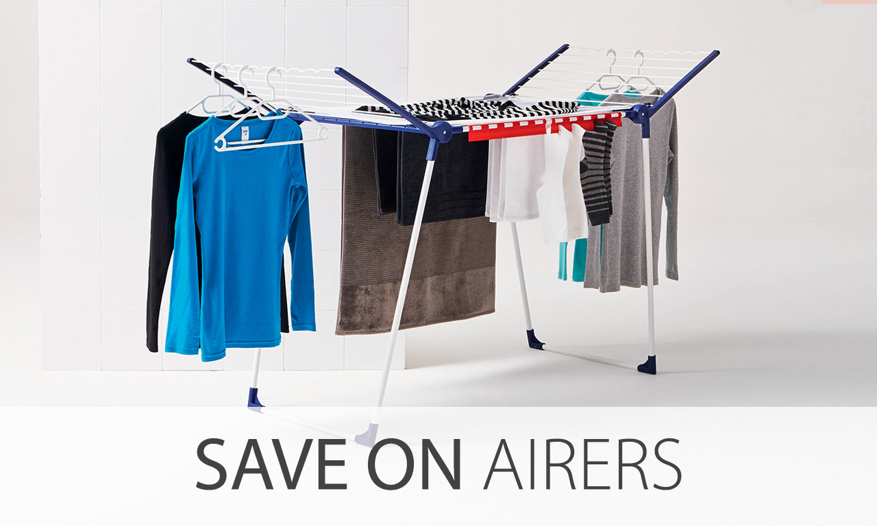 clothes airers