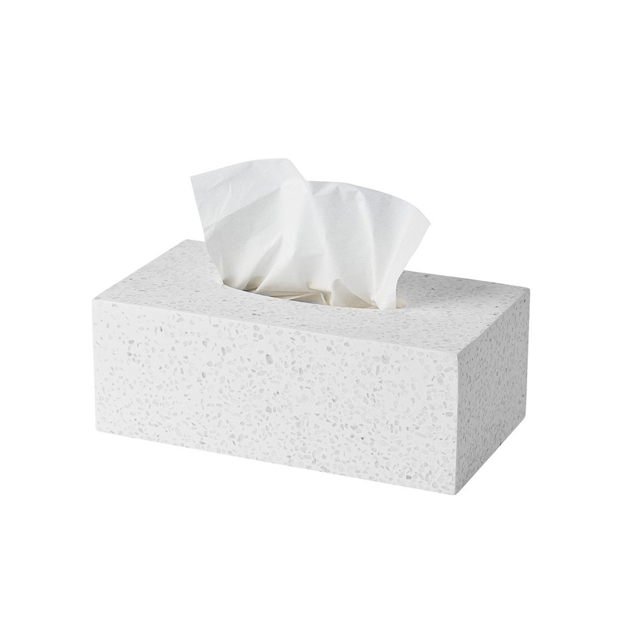 Howards Stone Look Tissue Box Cover Howards Storage World