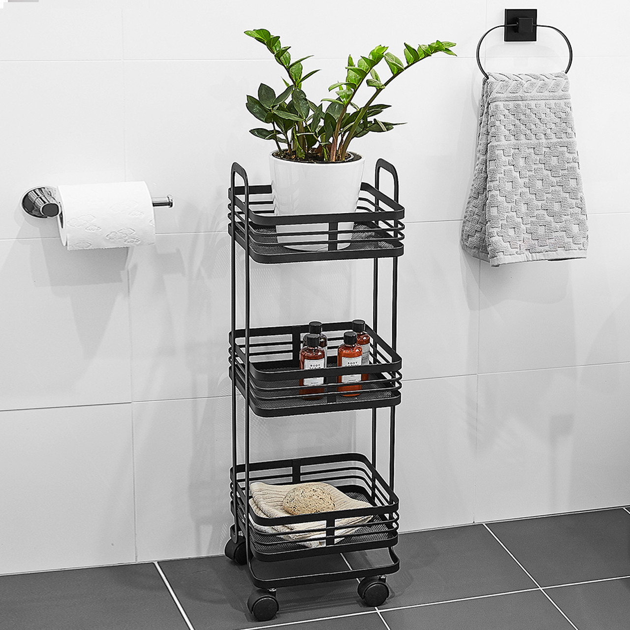 shelving & trolleys