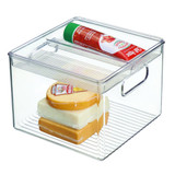 iDesign Fridge Binz 2 Piece Stacking Set