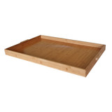Bamboo Solid Server Tray