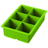 King Ice Cube Tray - Green