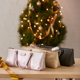 Sachi Insulated Wine Purse - Blush