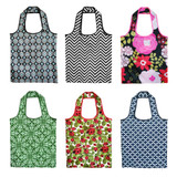 Sachi Market Tote Shopping Bag - Assorted