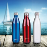 Oasis Insulated Stainless Steel Drink Bottle 750ml - Navy