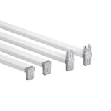 elfa Drawer System 45 Basic Crossbar Kit for Frame 4-Piece - White