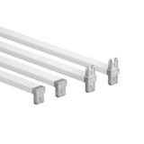 elfa Drawer System 55 Basic Crossbar Kit for Frame 4-Piece - White