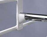elfa Platinum Frame/Frame Rod Holder