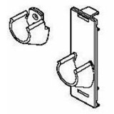 elfa Platinum Frame/Wall Rod Holder