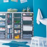 elfa Drawer System 45 Mini Top Shelf - White