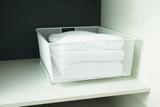 elfa Cabinet Easy Glider Runner System 45 - White