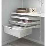 elfa Wall Hang Standard 2300mm - White