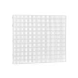 elfa Utility Pegboard W442mm x D382mm - White