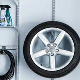 elfa Bracket Insert for Tyre, Grey
