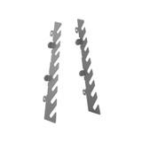 elfa Utility Pegboard Wrench Holder 2-Pack - Grey