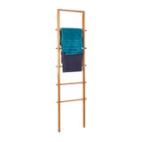 5 Tier Bamboo Ladder