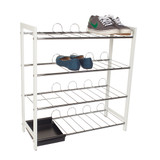 Shoe Rack 4 Tier with Umbrella Stand