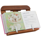Davis & Waddell Acacia Wood Recipe Book Holder