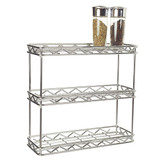 Heavy Duty Spice Rack - 3 Tier