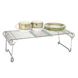 Expandable Stackable Shelf Med