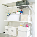 elfa Laundry Custom Shelving Unit