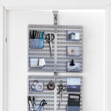 elfa Custom Platinum Office Utility Solution