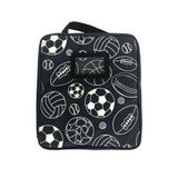 Fridge To Go Lunch Bag - Medium - Balls