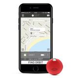 Orbit Key Finder - Red