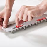Joseph Joseph DoorStore 4-Piece Utensil Set with Rack