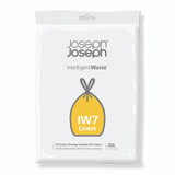 Joseph Joseph IntelligentWaste IW7 Custom Bin Liners 20L - 20 Pack