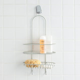 iDesign Indo Oval Shower Caddy