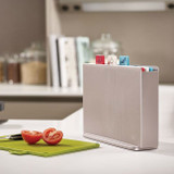 Joseph Joseph Index Chopping Board Regular - Silver
