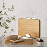 Joseph Joseph Index Chopping Board Set of 3  - Bamboo