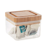 Davis & Waddell 600ml Canister with Bamboo Lid