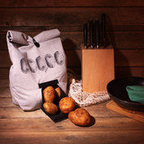 White Magic Eco Basics Potato Bag