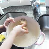 White Magic Eco Basics Pot Cleaning Brush