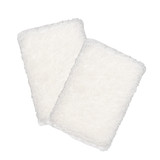 White Magic Eco Basics Dish Washing Up Pad - Set of 2