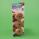 Cedar Fresh Cedar & Lavender Hanger Rings Pack of 6