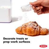 OXO POP Sifting Scoop - Clear
