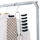 Eva Tie & Belt Hanger Black